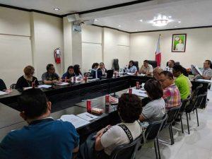 Tiangge sa Katawhan (Night Market) Management Team Meeting